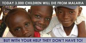 Win The Malaria Fight
